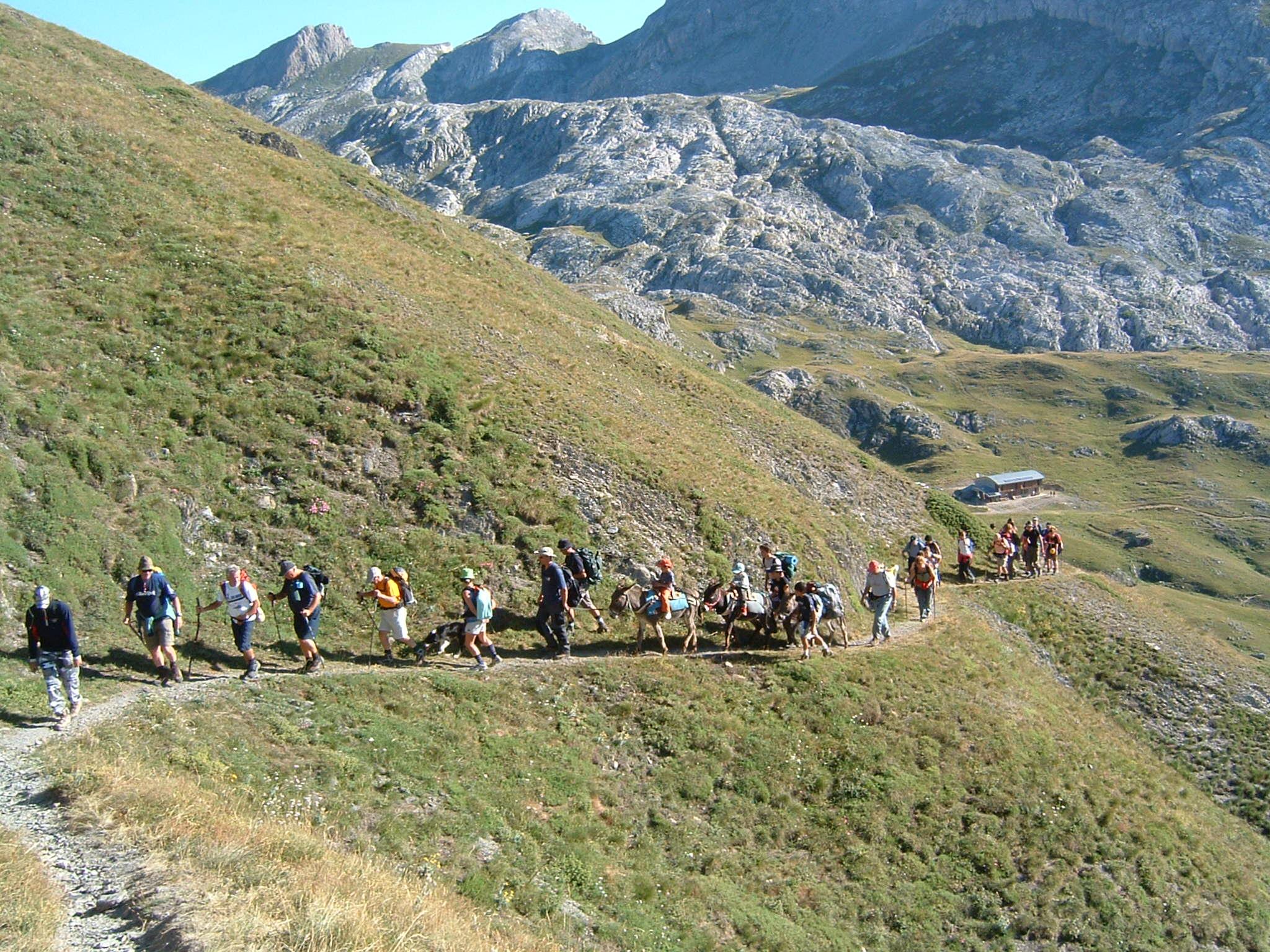 Trekking   Parco Alpi Liguri