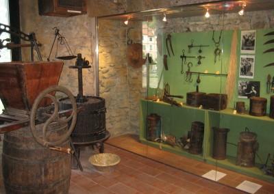Museo di Pigna - I lavori della campagna