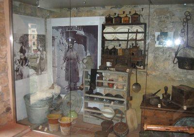 Museo di Pigna - La cucina