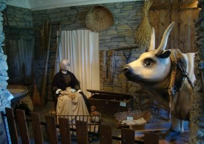 Museo di Triora - La vita nei campi