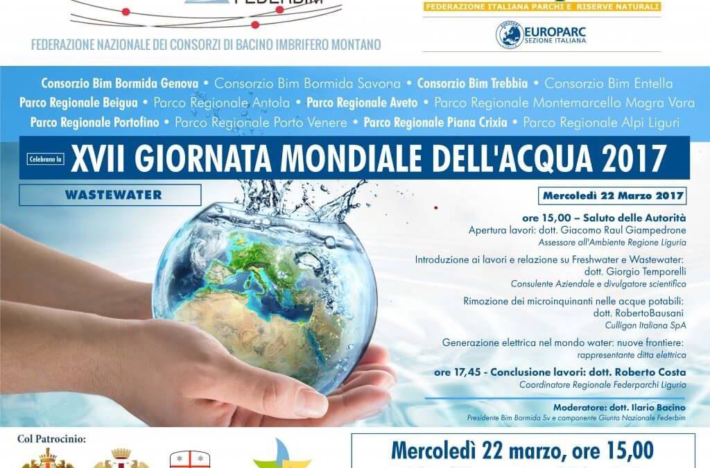 22 marzo – Giornata Mondiale dell'Acqua