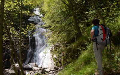 23 aprile – Escursione alle Cascate dell'Arroscia