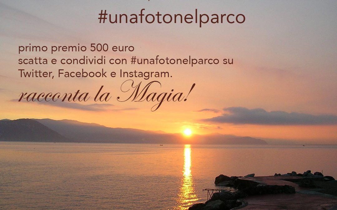 #unafotonelparco – Contest nei Parchi liguri