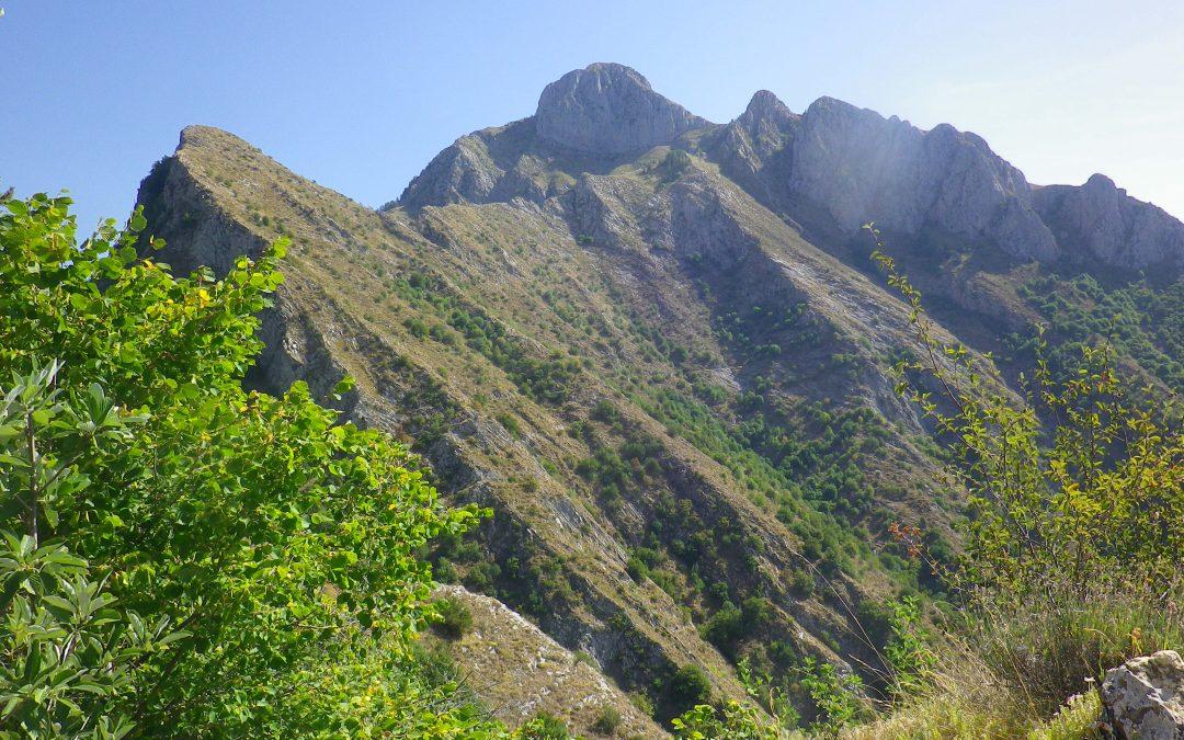 13 agosto – Escursione geologica Gouta-Passo del Corvo