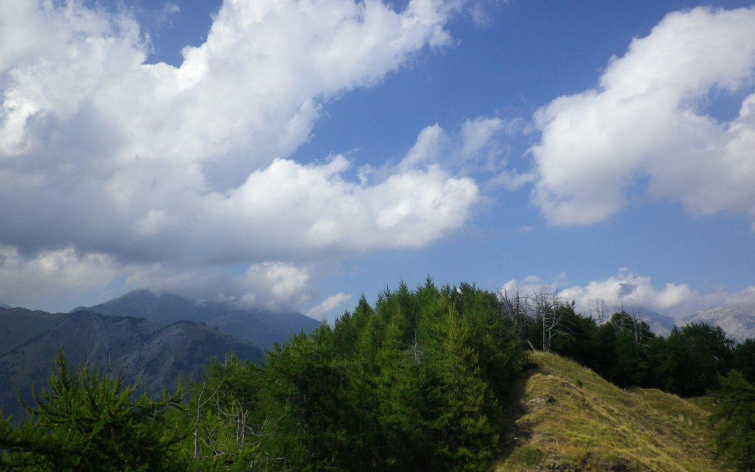 10 settembre – Le dorsali della Val Tanarello