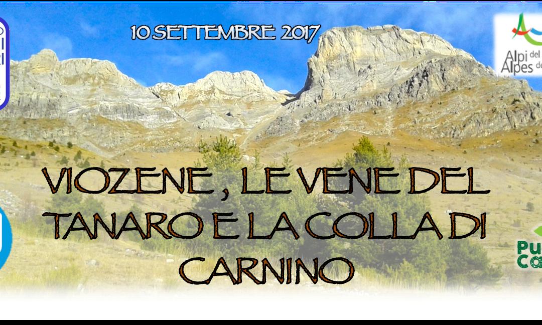 10 settembre – Le Vene del Tanaro e la Gola delle Fascette