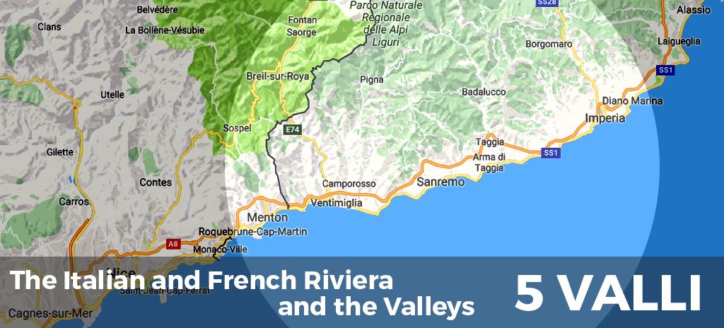 5Valli – Il sito sulle Valli del Ponente Ligure