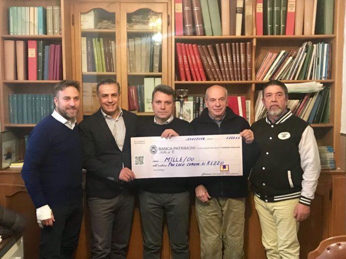 Rezzo – 1.000 Euro da Fondazione Casartelli-Perraro