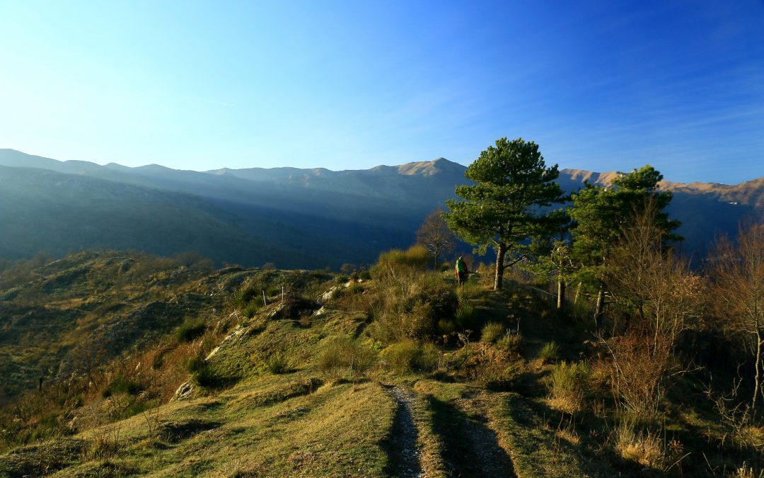 Altrove… Fine anno sulle Alpi Liguri