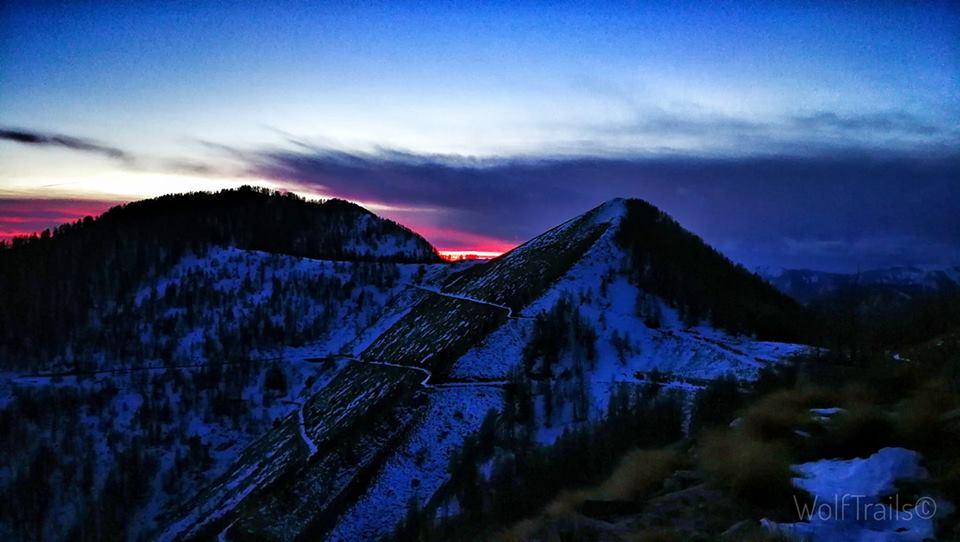 3-4 febbraio – Dal tramonto all'alba