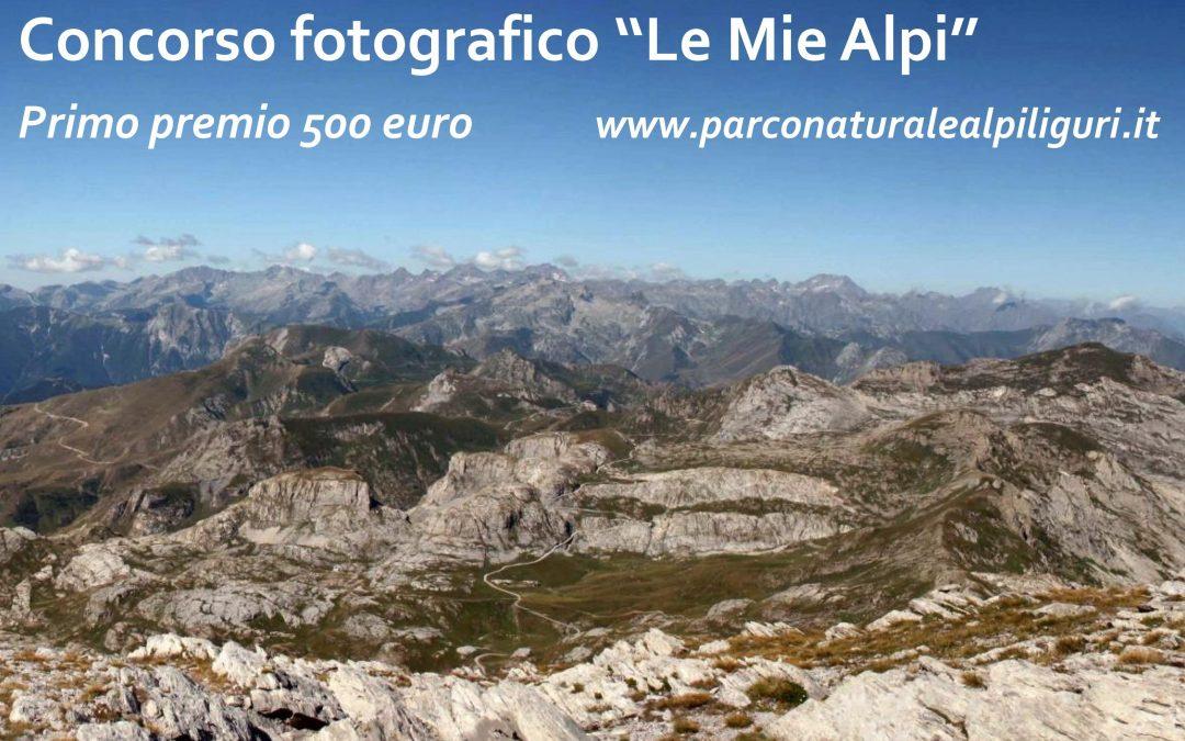 """In evidenza – Concorso fotografico """"Le Mie Alpi"""""""