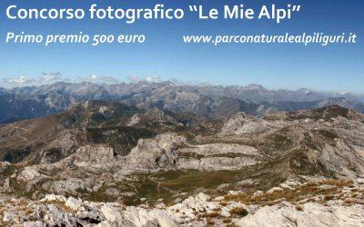 """Concorso Fotografico """"Le Mie Alpi"""" – scadenza 16 marzo"""
