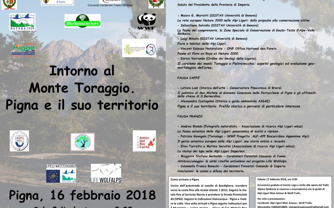 Eventi nel Parco 16 febbraio