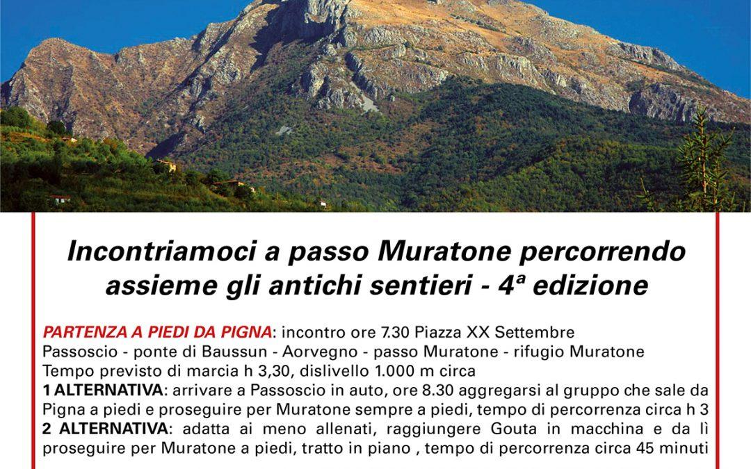 7 luglio – Incontro a Muratone