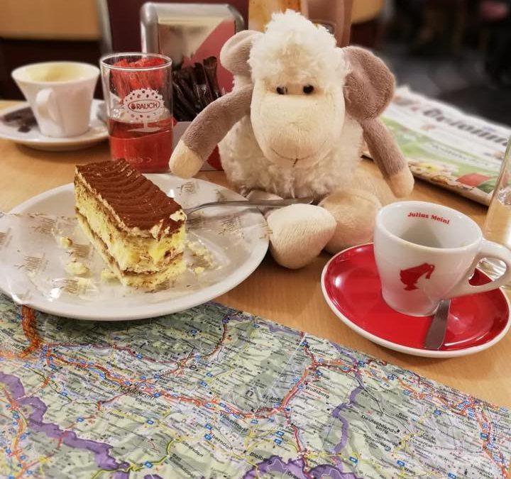 In evidenza – Dalle Alpi Liguri a Monaco di Baviera