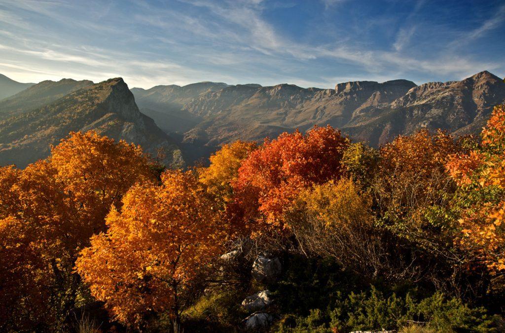 21 ottobre – Il CTE di Mendatica sulla Balconata di Ormea