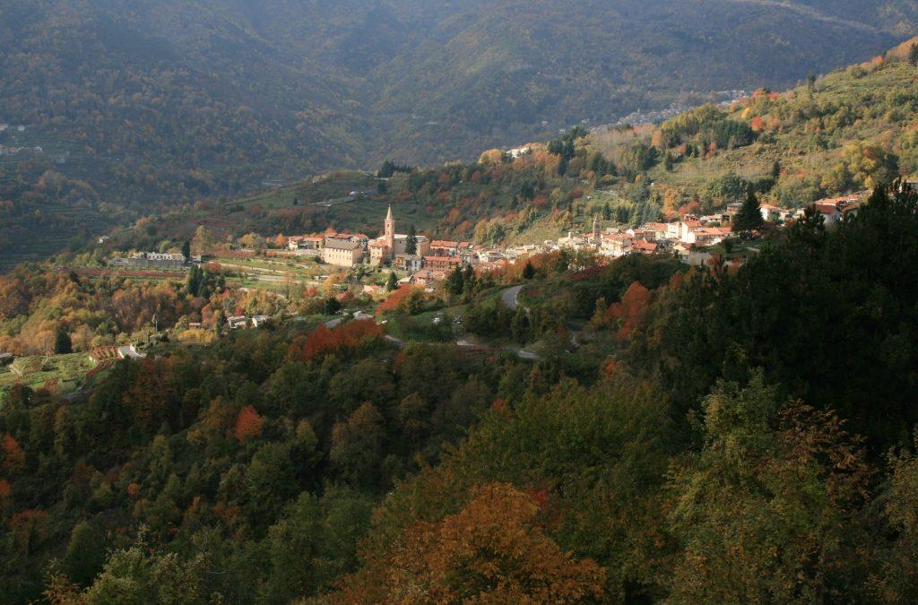 4 novembre – Dal Colle di Nava a Cosio d'Arroscia