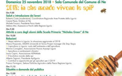 Concorso Mieli dei Parchi della Liguria