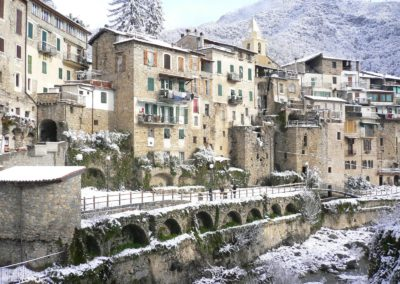 Rocchetta Nervina neve