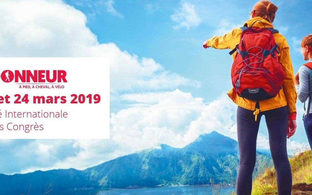 22-24 marzo – Il Parco Alpi Liguri al Salon du Randonneur di Lione