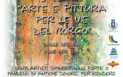 25-26 maggio – Arte e pittura a Triora