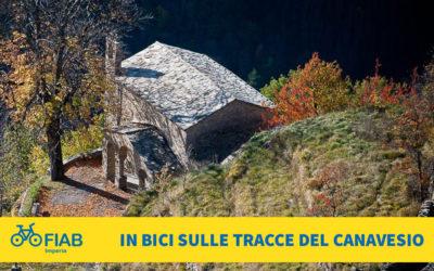 25 maggio – In bici sulle tracce di Canavesio