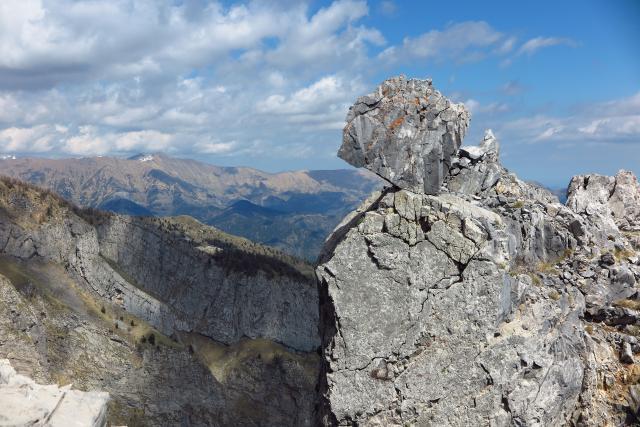 9 giugno – Escursione al Monte Toraggio
