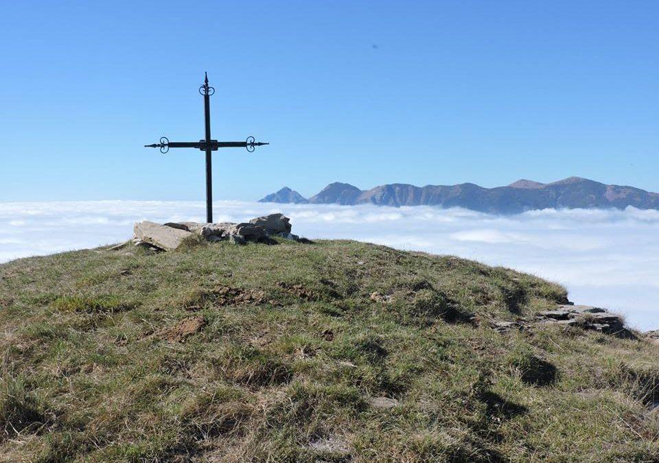 9 giugno – Dal Passo Teglia al Monte Monega