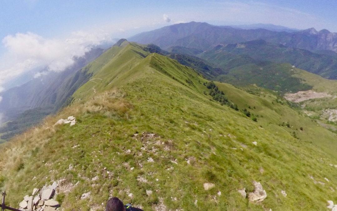 7 luglio – Sul Monte Monega con Ponente Experience