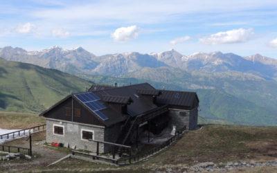 In evidenza – Inaugurato il Rifugio La Terza sul Monte Saccarello