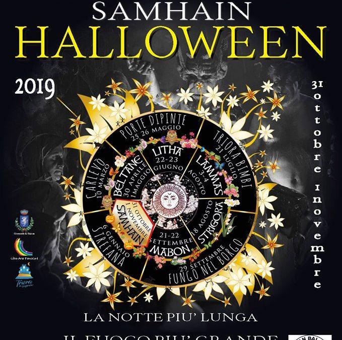 31 ottobre-1 novembre – Samhain Halloween Triora