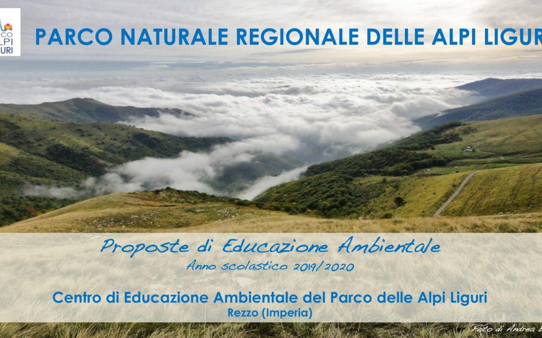 Lezioni di Natura nel Parco Alpi Liguri – Le nuove proposte didattiche per l'anno scolastico