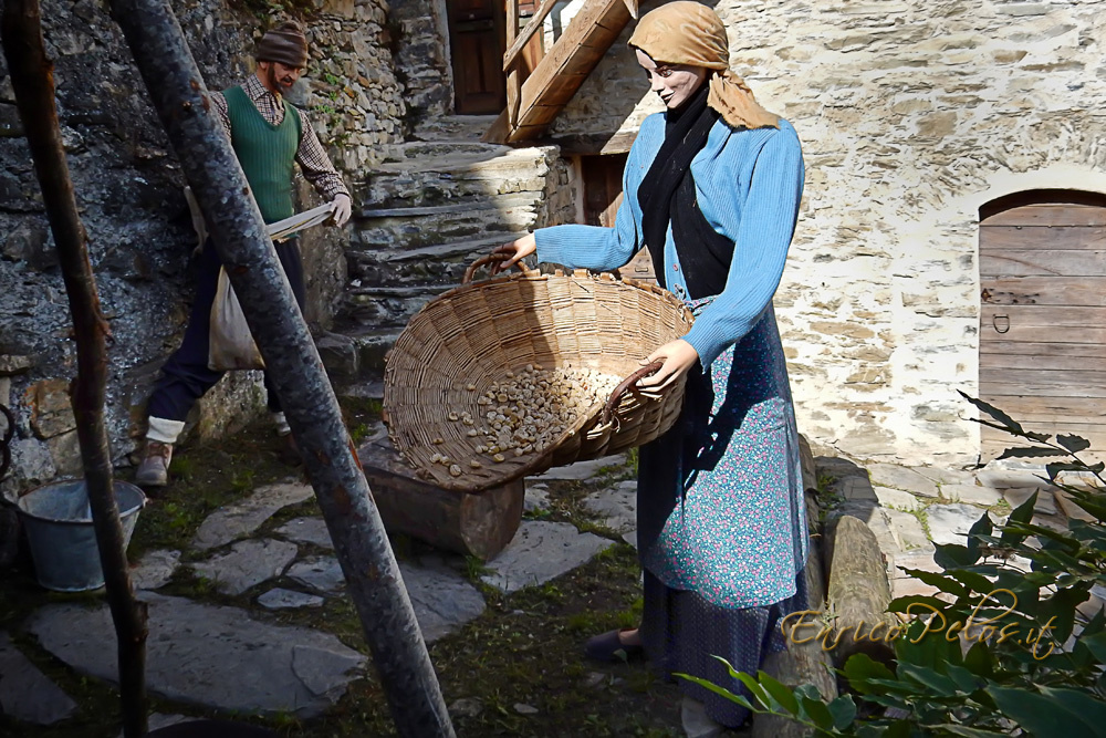 Il Presepe di Montegrosso Pian Latte