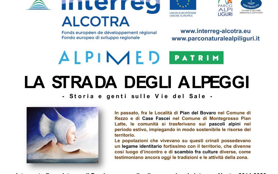 Fondi comunitari Progetto Alcotra Piter Alpimed Patrim – Assegnati lavori di sistemazione strada del Parco Alpi Liguri