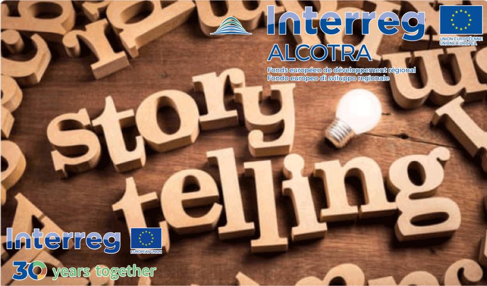 Fino al 7 giugno – Concorso storytelling Alcotra