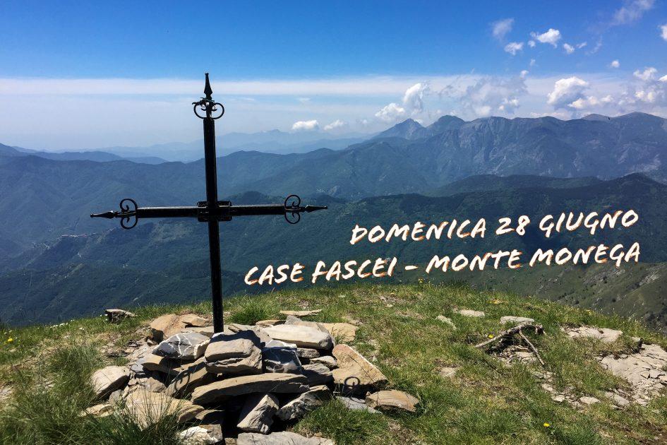 28 giugno – Case Fascei-Monte Monega