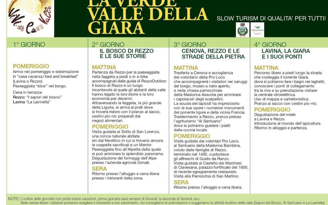 27-30 agosto – Slow Tourism nella Valle della Giara