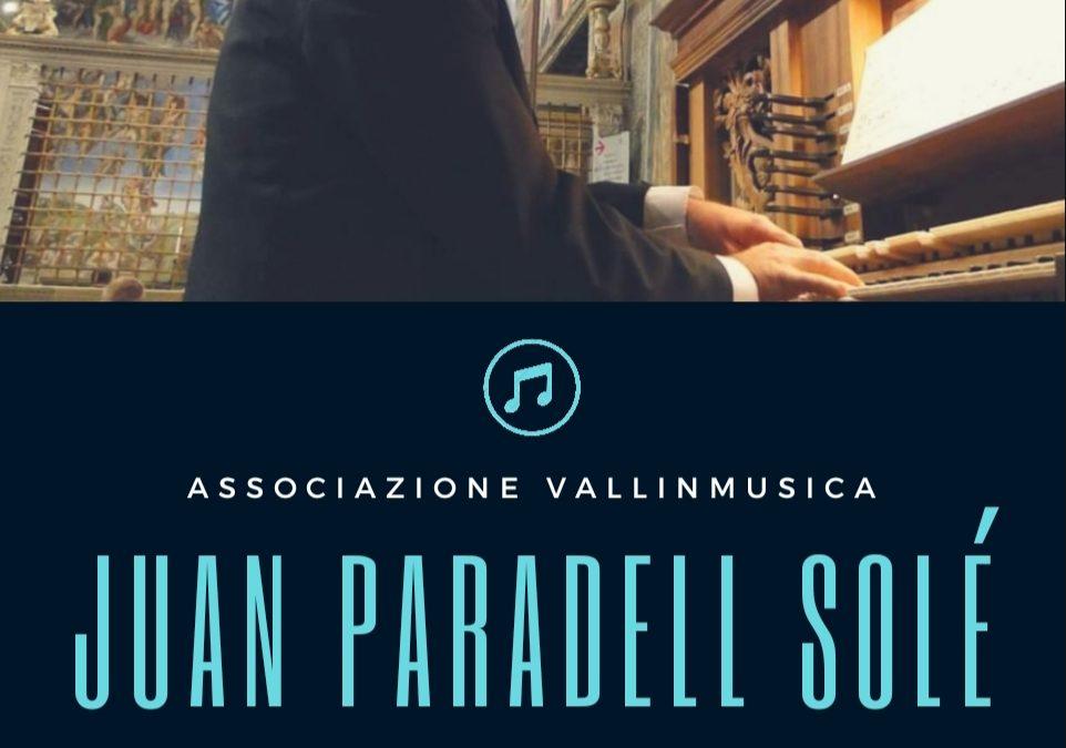 6 settembre – Concerto d'organo a Rezzo