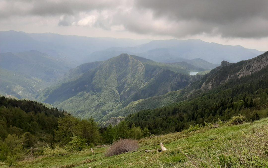 """27 settembre Giornata Sentieri Liguri 2020 – Escursione """"L'Anello del Monte Grai – Un percorso fra storia e natura"""""""