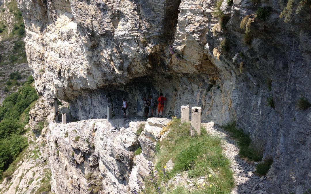 19 settembre – Il Sentiero degli Alpini con Monesi Young