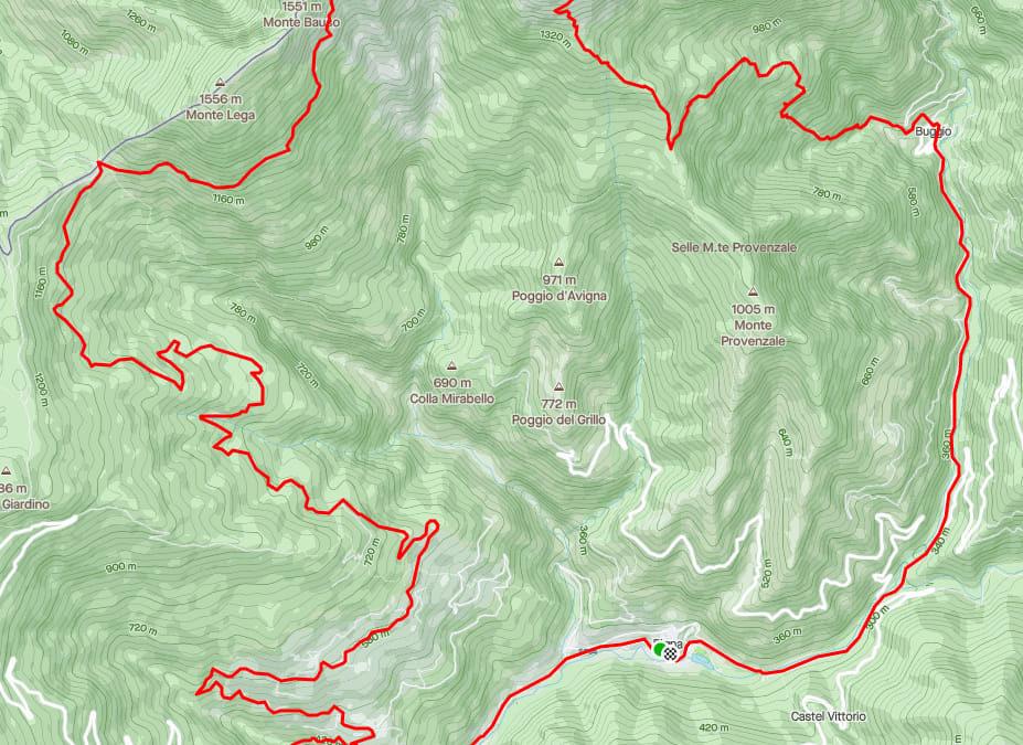 18 ottobre – Pedalata ecologica a Pigna