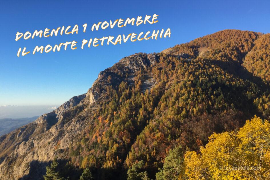1 novembre – Sul Monte Pietravecchia con Ponente Experience