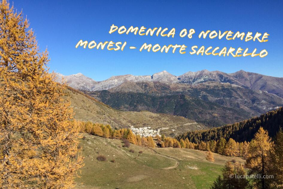 8 novembre – Da Monesi al Monte Saccarello con Ponente Experience