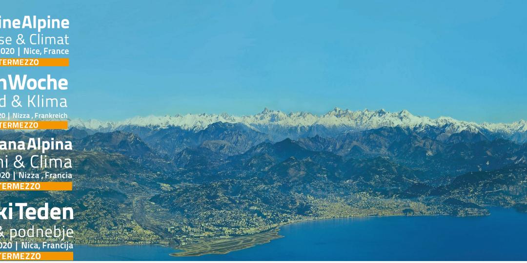 9-11 dicembre – Settimana Alpina Intermezzo: evento online