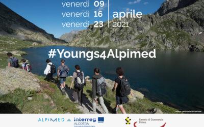 #Youngs4Alpimed – 70 studenti a confronto su clima, turismo e mobilità sostenibile
