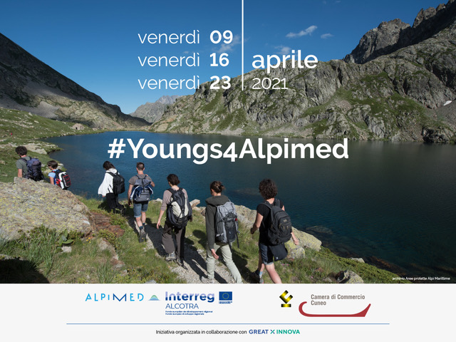 #Youngs4Alpimed – 70 studenti a confronto su clima, turismo e mobilità sostenibile