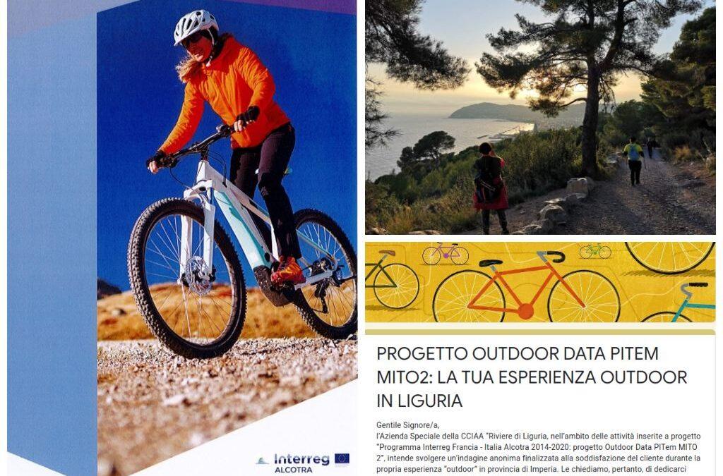 Turismo Outdoor, il questionario della CCIAA Riviere di Liguria