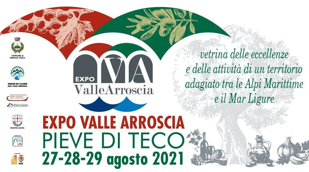 27-29 agosto – Expo Valle Arroscia 2021