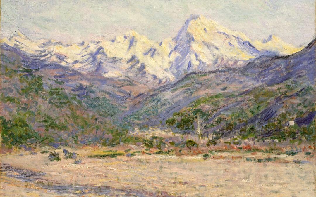 """9 ottobre – Escursione """"Sulla tela di Claude Monet"""" intorno al Monte Toraggio"""