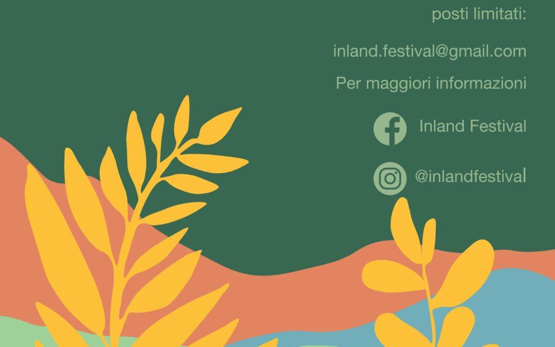 11-12 settembre e 18-19 settembre – Inland Festival a Mendatica
